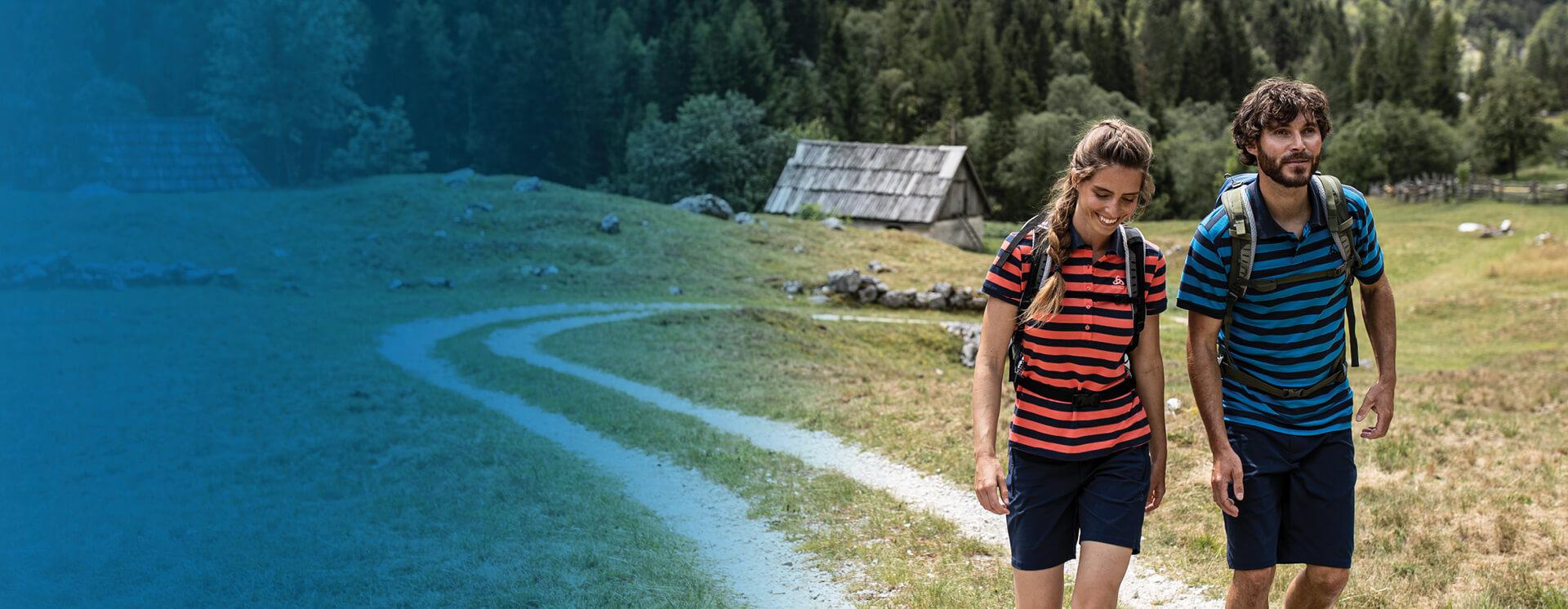 Men & Women hiking & trekking collection