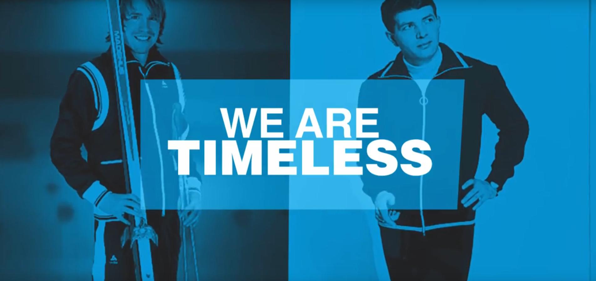 Odlo Video - We are Timeless