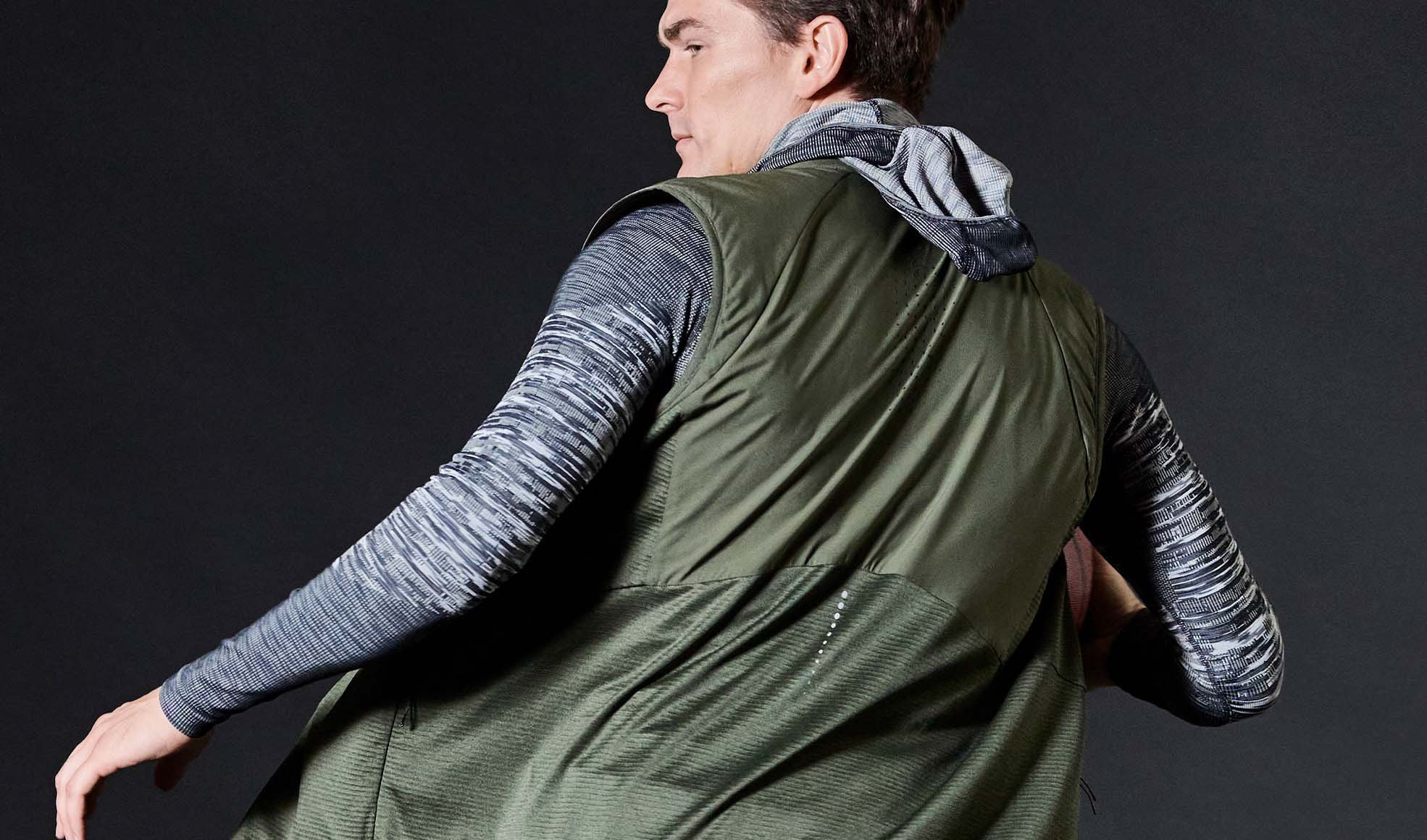 Synthetic insulation crafted for comfort and warmth.