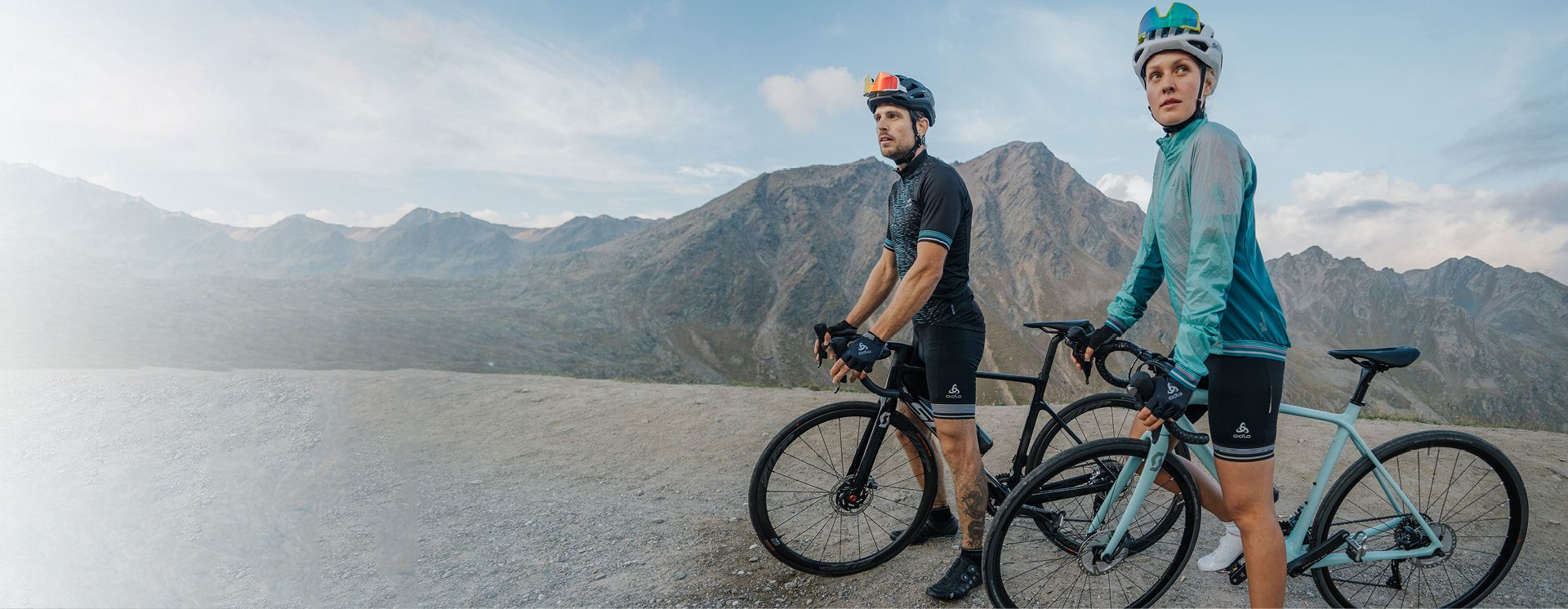 ODLO Spring Summer collection 2021 for men and women
