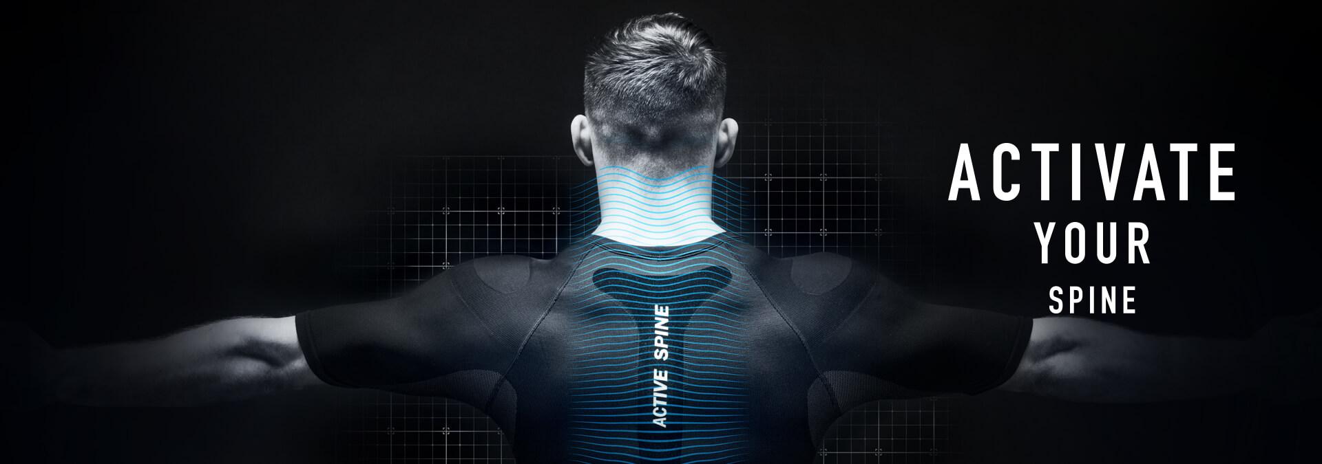 ODLO Active Spine posture control