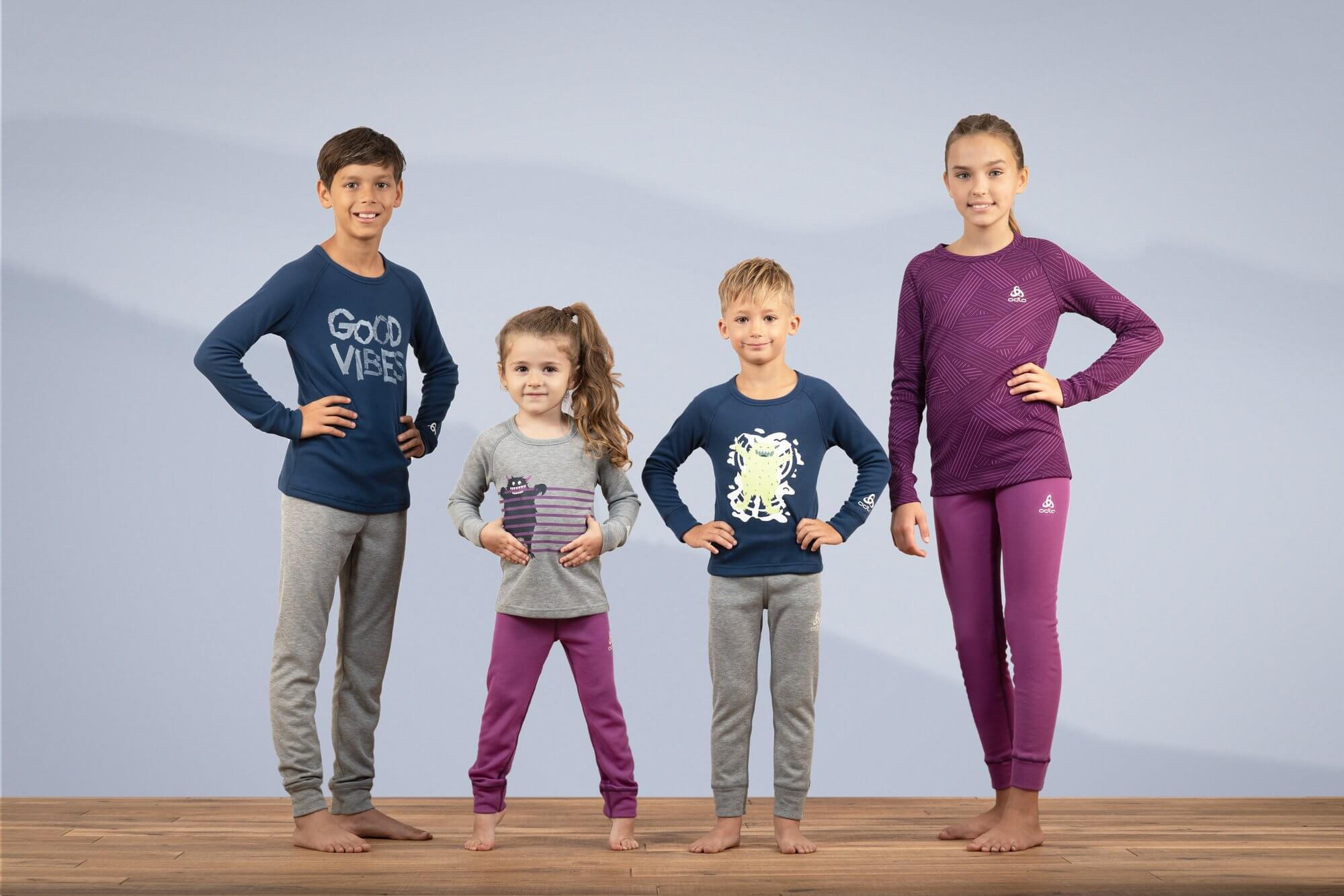 Sportswear for children