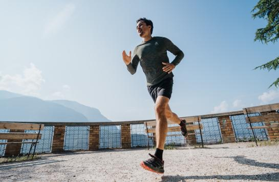 Men's running wear from ODLO: top performance guaranteed