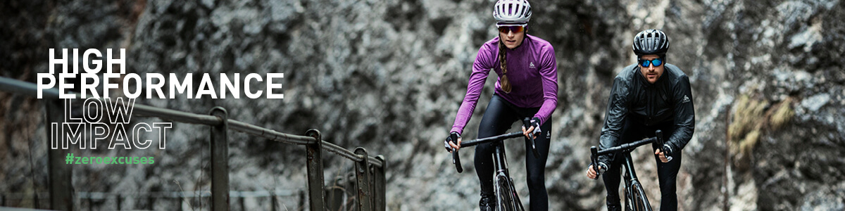 Cycling clothing for women: breathable and functional