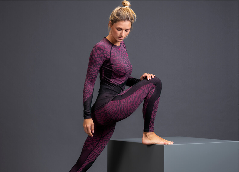 Women's Odlo Sports Underwear and Baselayer