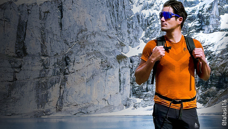The base layer for exceptional comfort, no matter how intense your activity is.