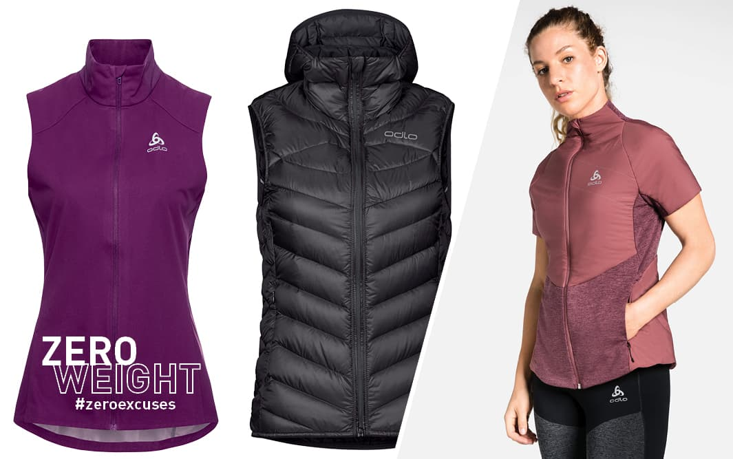 Vests and midlayers for your outdoor experience