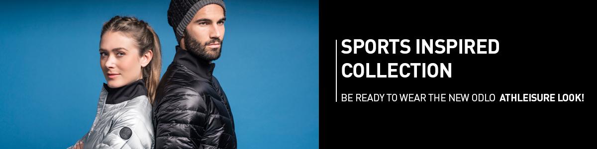 Odlo Men's Casual Sportswear Category
