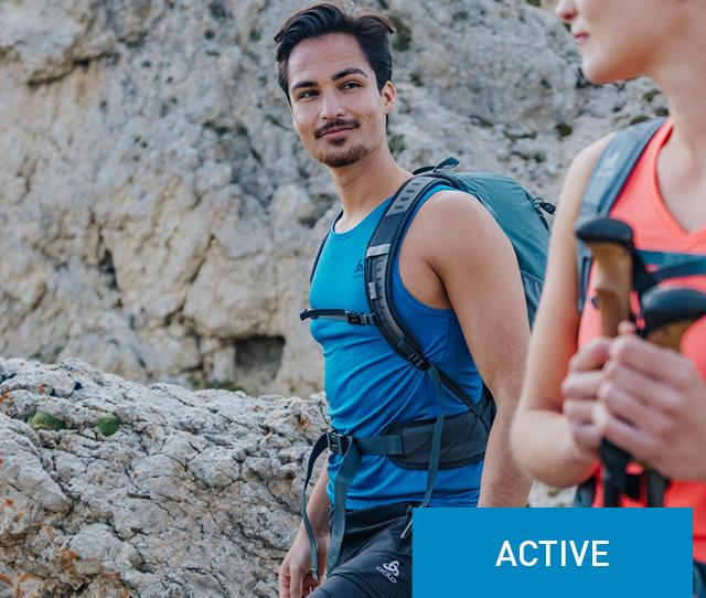 ACTIVE BASE LAYERS - ULTIMATE VERSATILITY & COMFORT