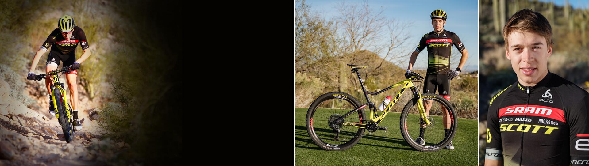 ODLO Cycling & Mountainbiking in Summer Sports Underwear and Perormance