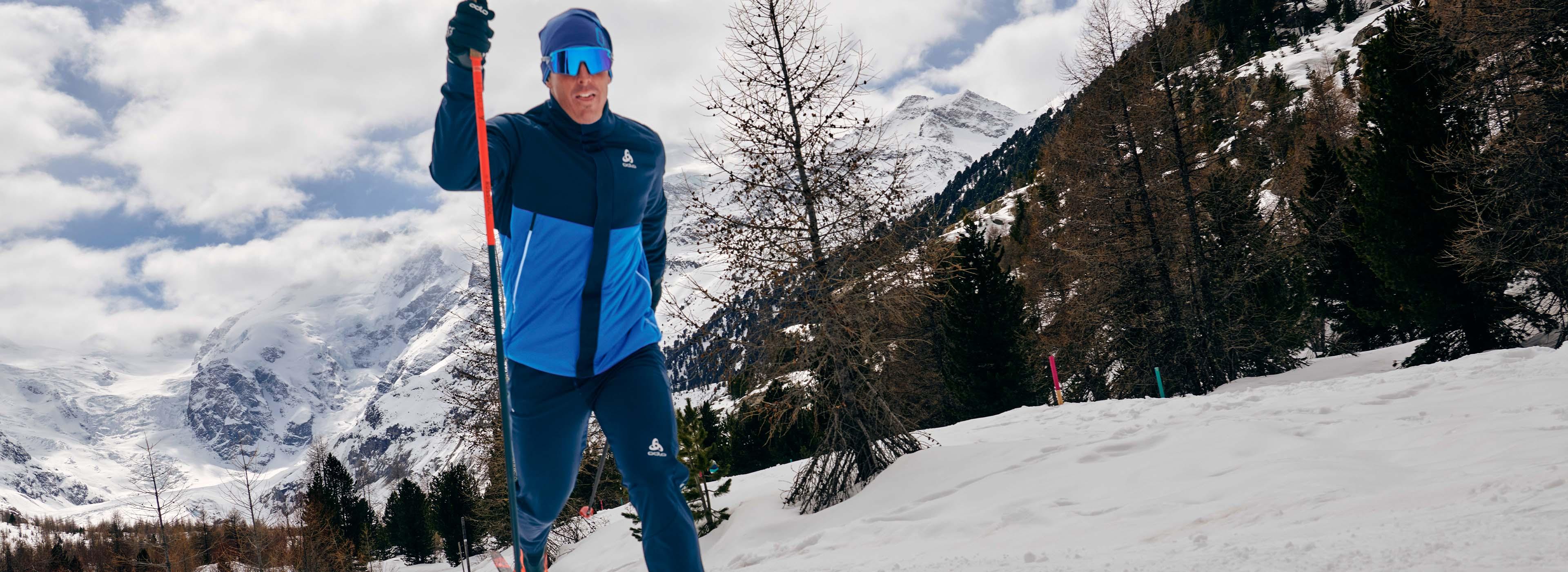 New cross ski collection Fall Winter 2021