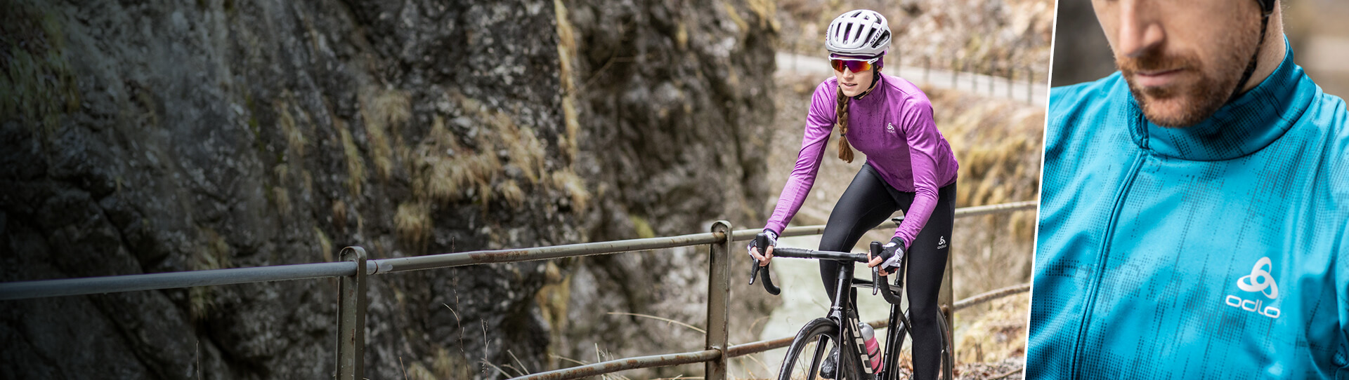 ODLO Cycling & MTB Collection Fall-Winter 2020