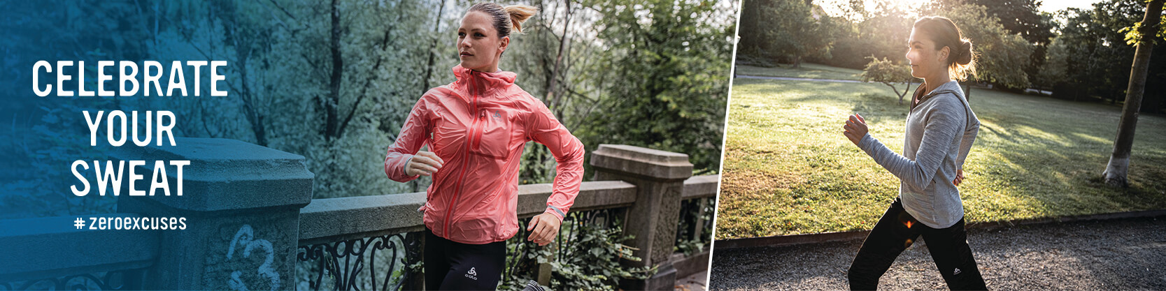 Odlo Women's Running and Trail Category