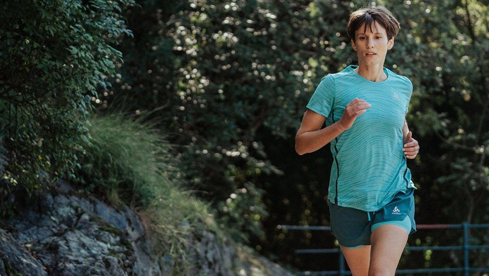 High performance running apparel, discover Zeroweight