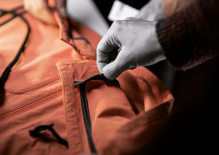 ODLO Ski underwear, pants and jackets