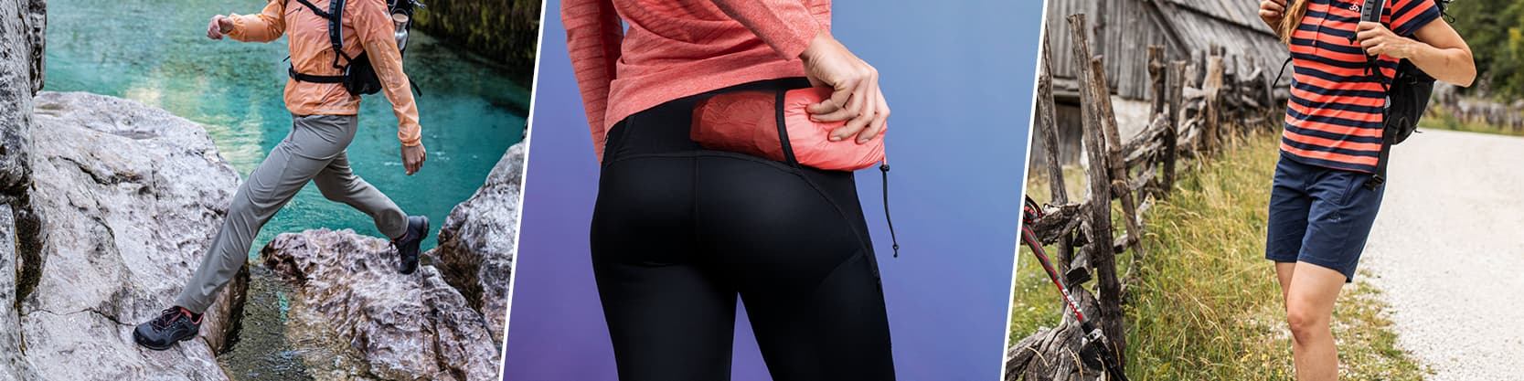 Ladies sports trousers to enhance your performance