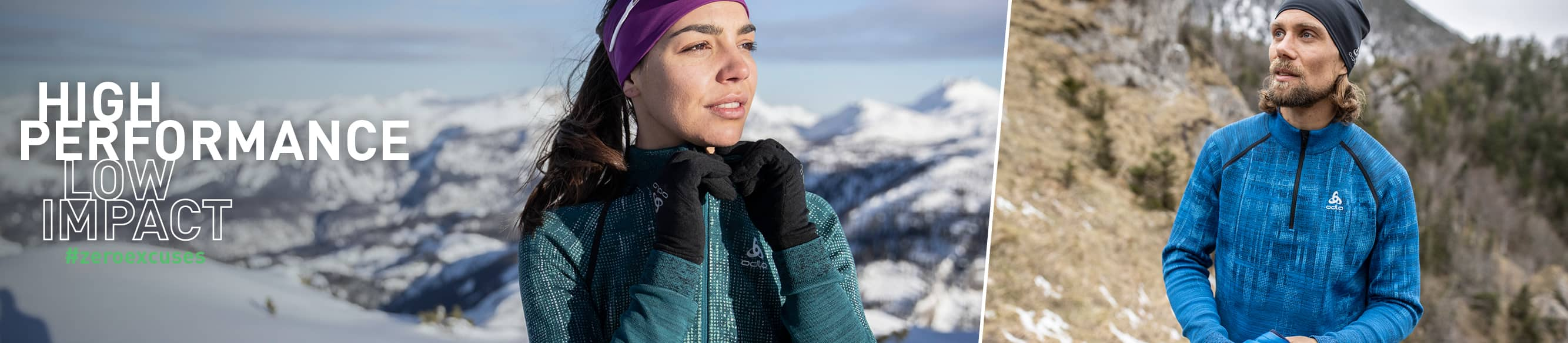 Blackcomb - high-performance midlayer