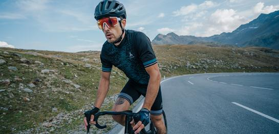 Cycling clothing for men at ODLO