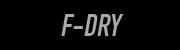 F-Dry Logo