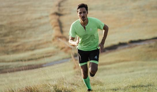 Tights or shorts - running trousers for men