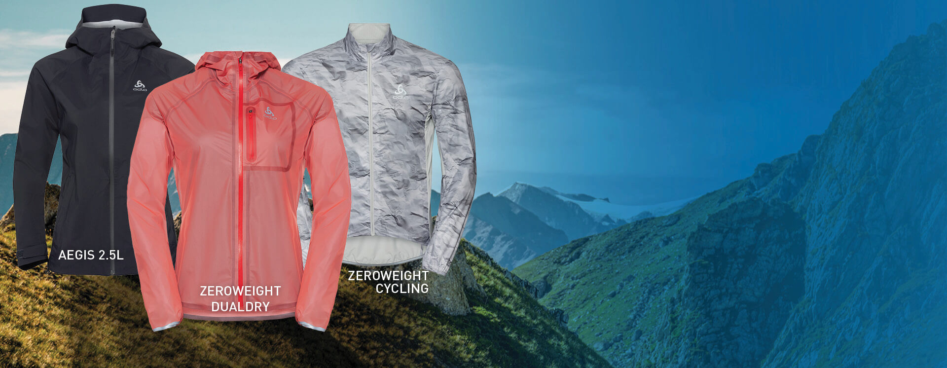 Men & Women Waterproof and windproof jackets