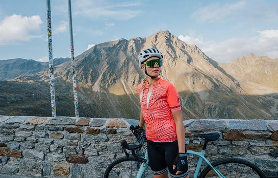 Fahrradbekleidung - die zu dir passt