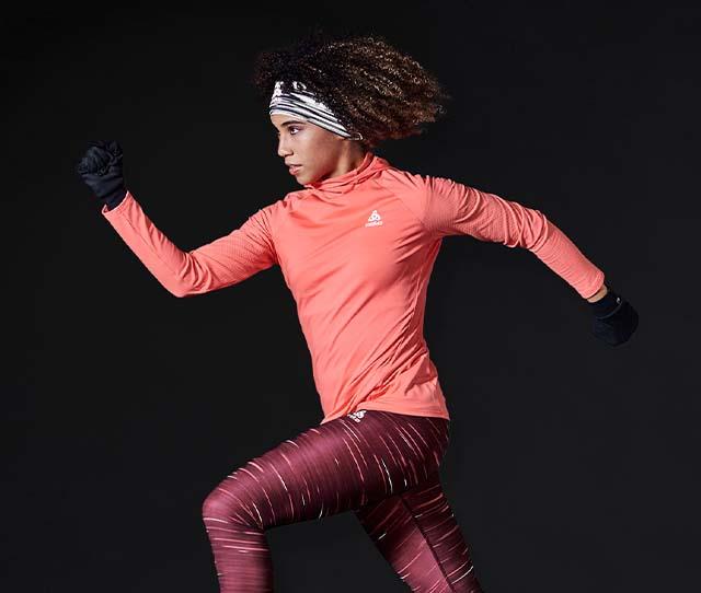 The ODLO Athlete to Athlete Challenge
