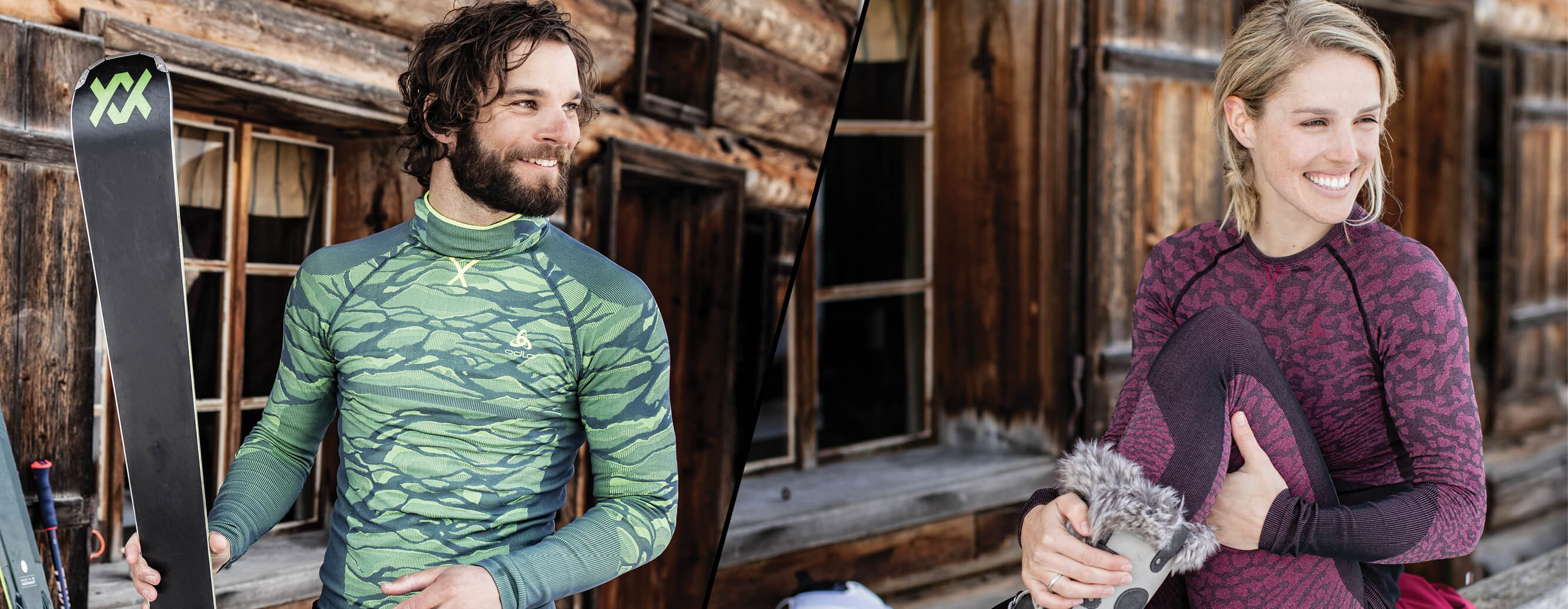 ODLO SPORTS UNDERWEAR & BASELAYER FW1920