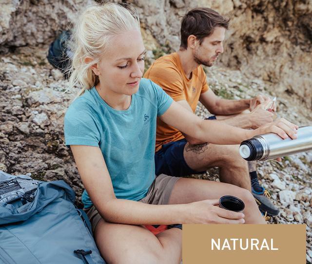 NATURAL BASE LAYERS - NATURAL COMFORT
