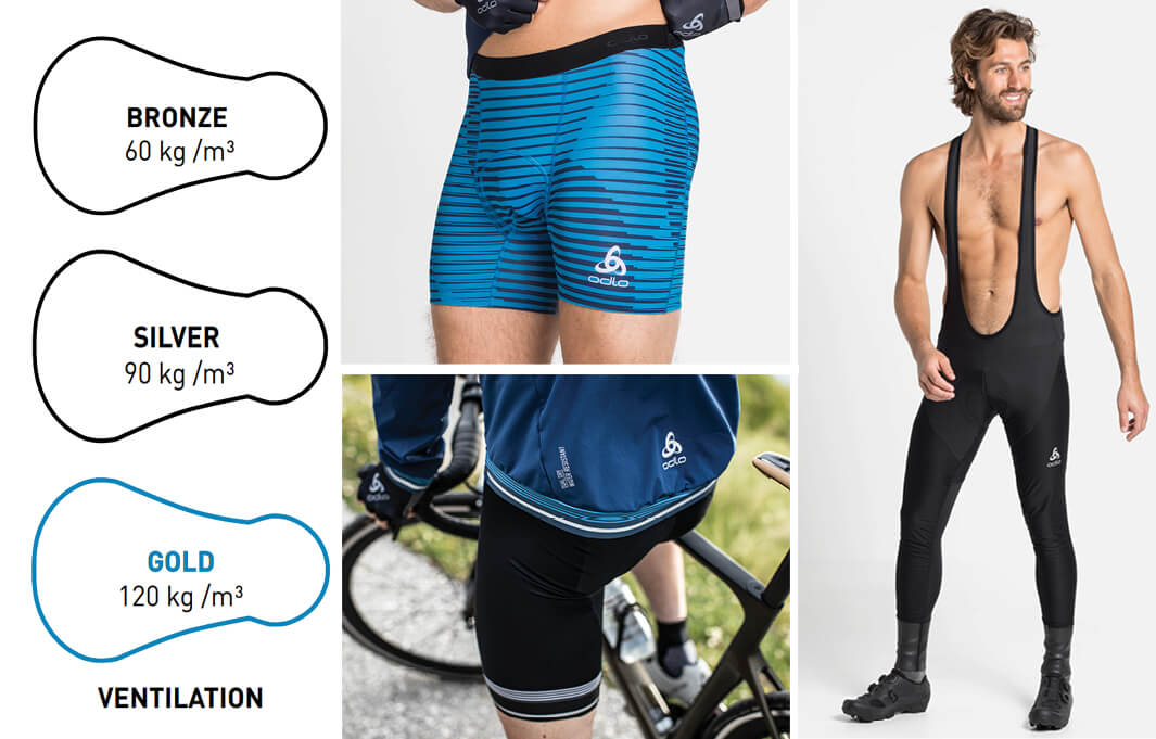 Cycling shorts for every demand