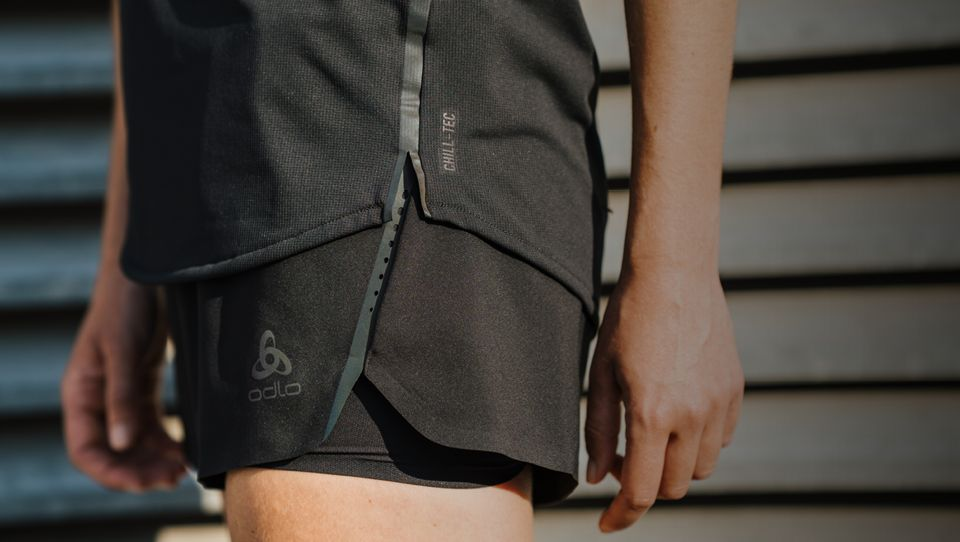 ODLO running shorts collection