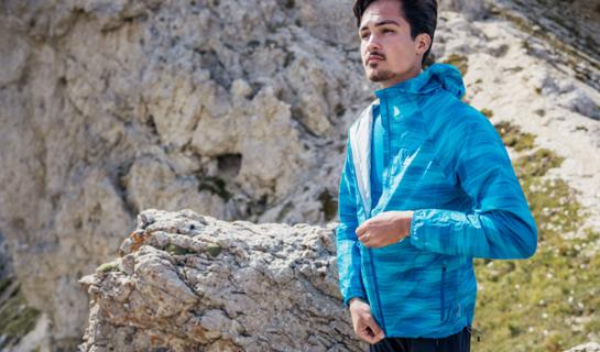 Light running jackets