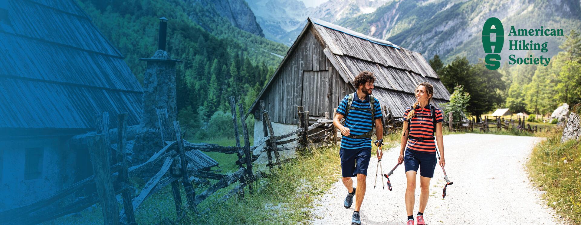 Men & Women hiking & trekking equipment
