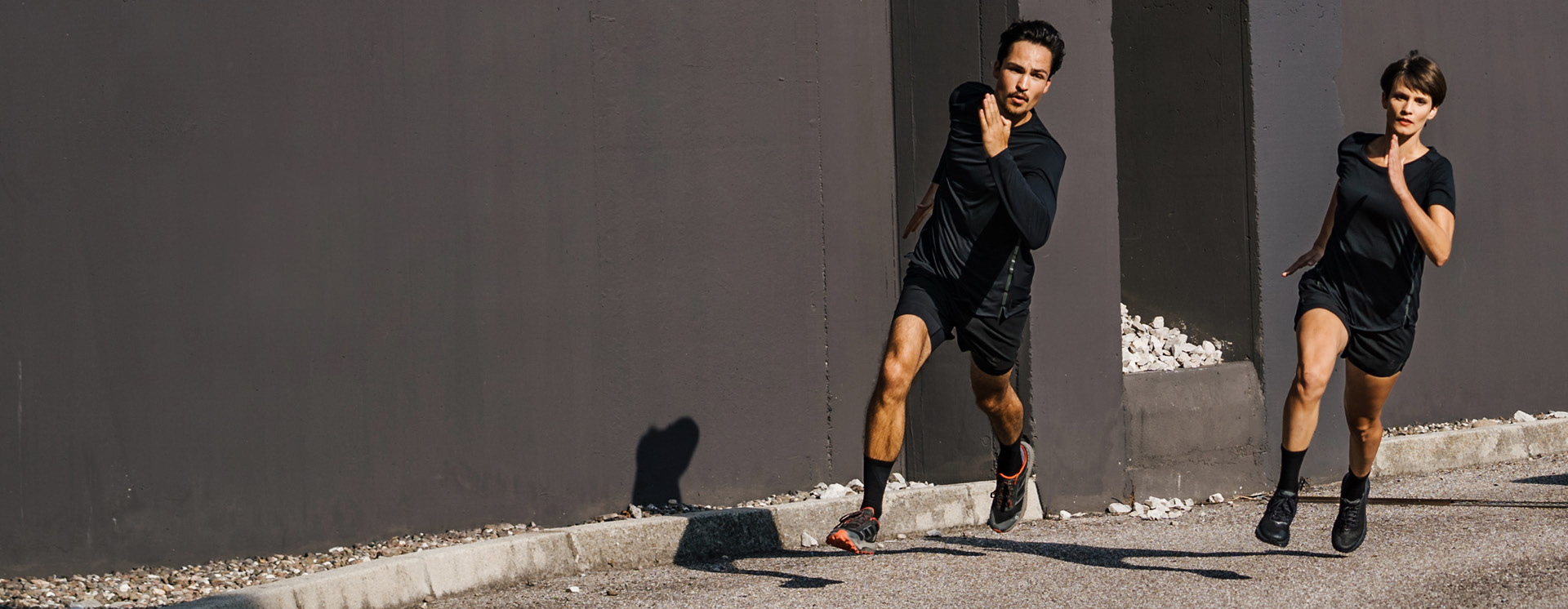 Running and cycling apparel now up to 50% off.
