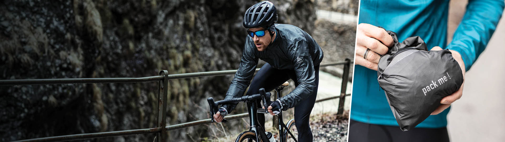ODLO jackets collection - Rain jacket, windbreaker & insulation jacket - Collection Fall winter 2020