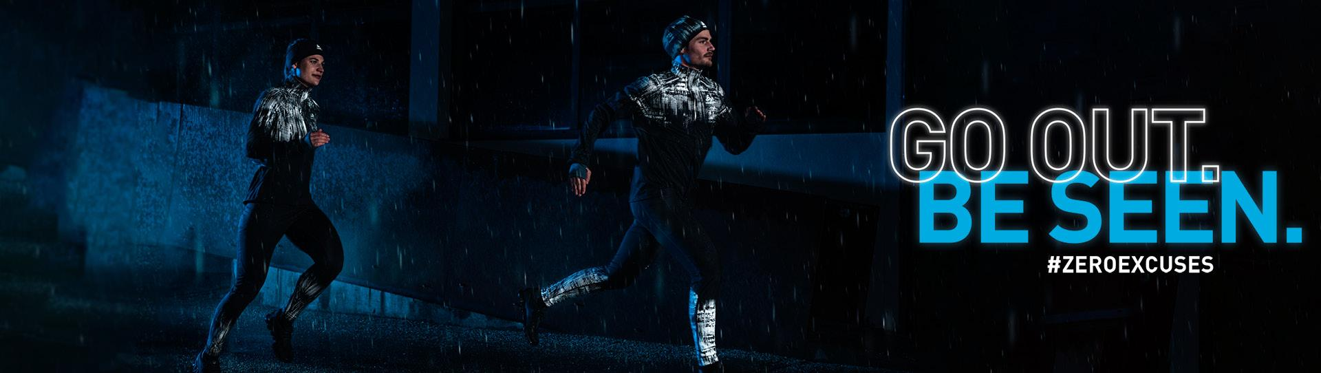 Zeroweight collection for running Fall winter 2020