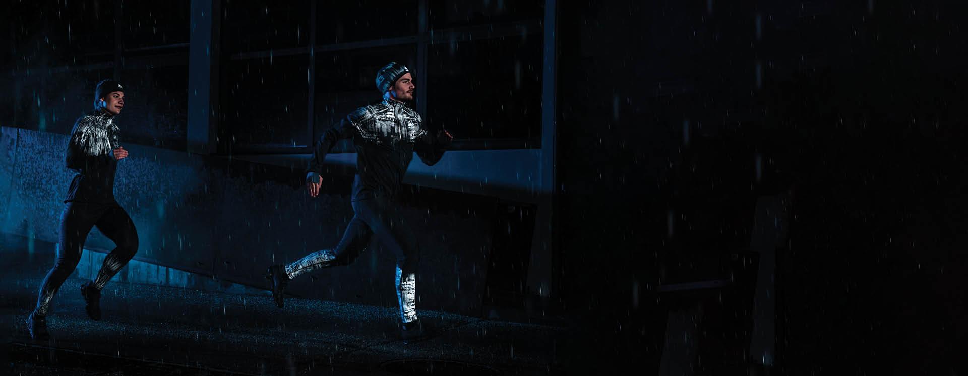Running reflective