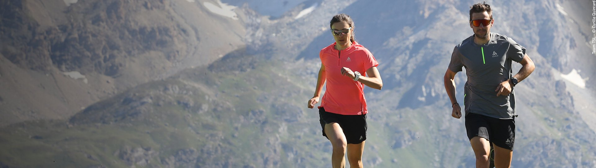 That's what our Axalp trail running collection embodies. Find your perfect gear for your next run now.