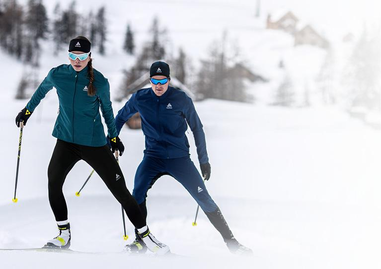 Cross-Country Skiing ODLO