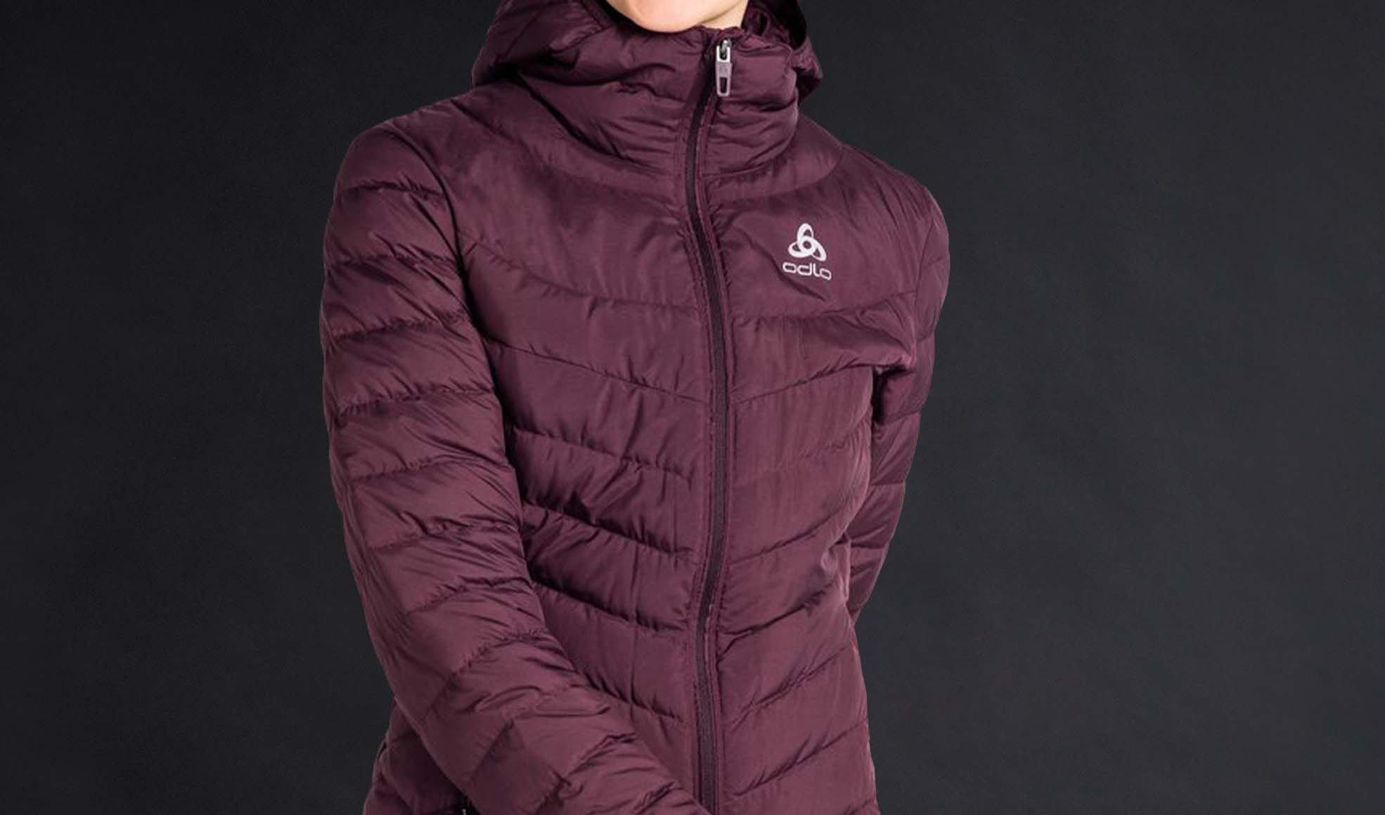 Natural insulation meets lightweight warmth.