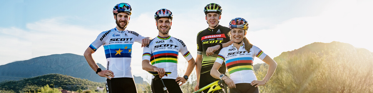 Scott SRAM Team Collection