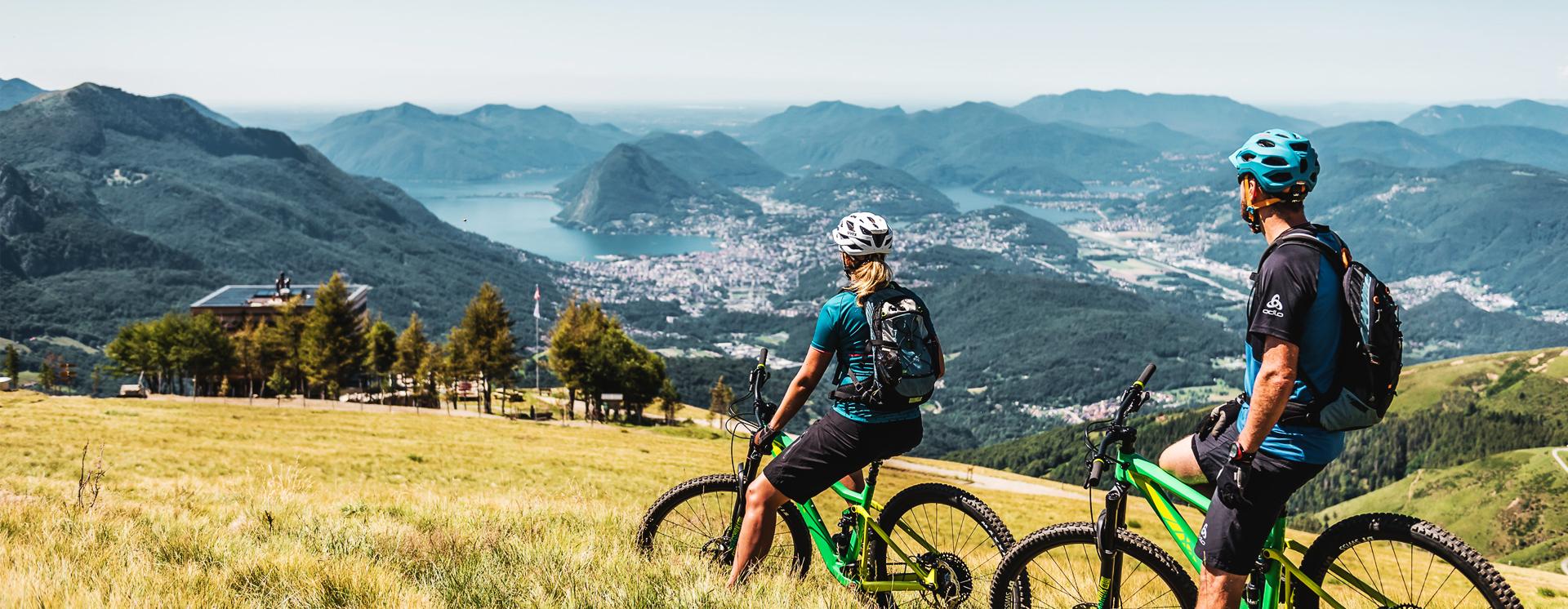 Cycling & Mountainbiking in Summer