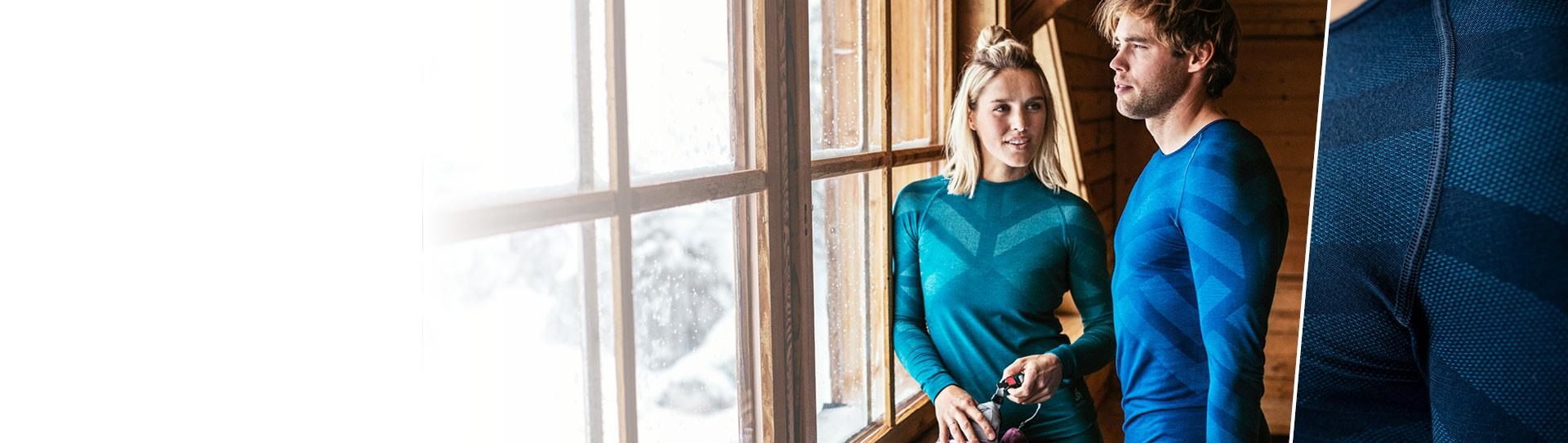 ODLO Nordic skiing and Cross-Country Collection FALL WINTER 2020