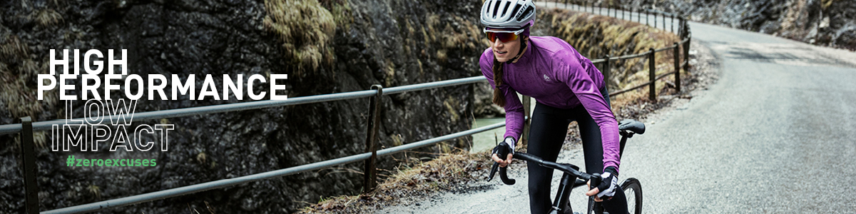 Odlo women's bike jersey & clothing