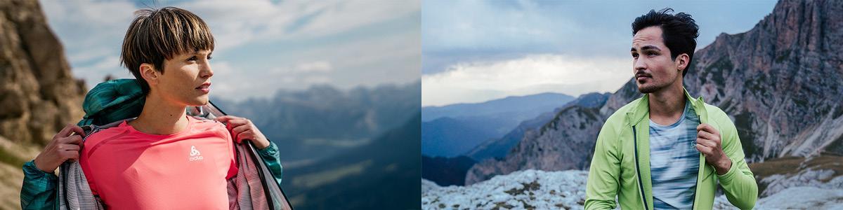Odlo Women's Hiking and Trekking Category