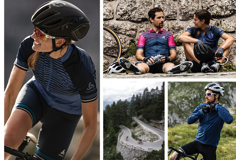 ODLO Cycling & MTB Collection Spring-Summer 2020