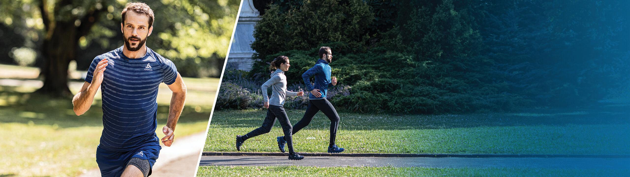 Men running collection Spring - Summer 2020