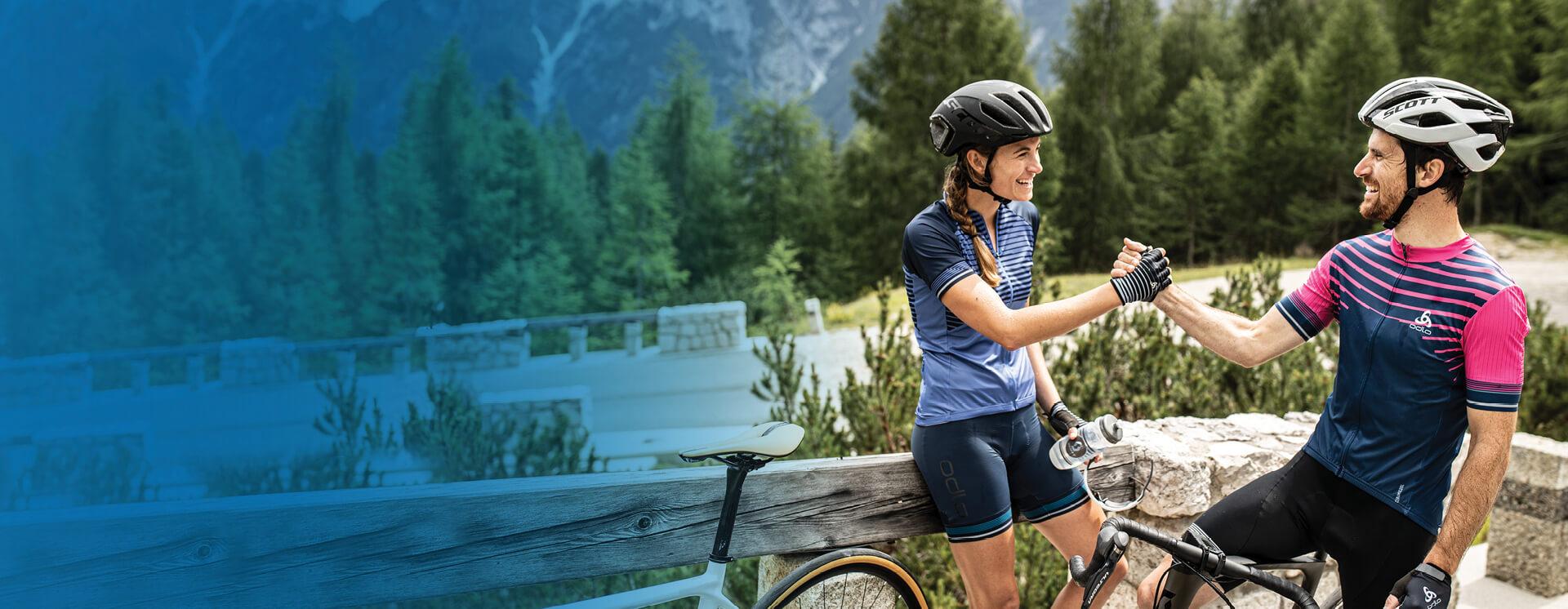 Men & Women Cycling & MTB collection